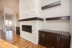 fireplace interior design new floating shelves around fireplace on a budget simple at