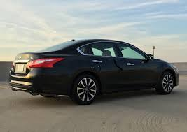 altima nissan black 2016 nissan altima sl test drive review autonation drive