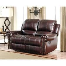 black reclining leather sofa s s valencia black leather reclining