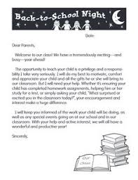 out on a limb in second grade introduction letter to parents