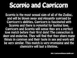 Virgo Man Capricorn Woman In Bed 12 Quotes About Scorpio Capricorn Relationships Scorpio Quotes