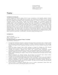 Professional Resumes Samples by Military Transition Resume Samples Resume Prime