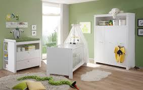 chambre bebe blanche chambre bébé contemporaine blanche alexane chambre bébé pas cher