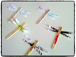 pinterest bricolage enfant bricolage enfant libellule en batonnets en bois printemps