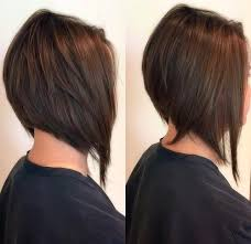 graduated layered blunt cut hairstyle 20 chic and trendy ways to style your graduated bob hairstyles