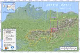 Alaska Maps by Toolik Field Station General Maps