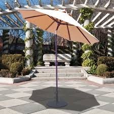 Patio Umbrella Replacement Canopy by 9 Foot Patio Umbrella Replacement Canopy Home Design Ideas