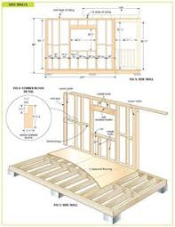 how to frame a floor diagram showing the parts of a frame bearer floor joist bottom
