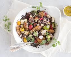 Green Kitchen Storeis - green kitchen stories u0027 quinoa and vegetable chorizo salad
