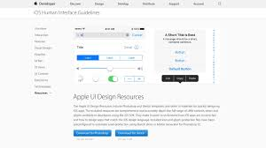Design Home Cheats For Ipod Apple Shares New Ios 10 Design Resources Available In Sketch And