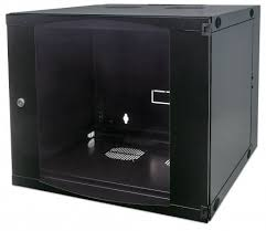 8u wall mount cabinet intellinet network solutions cabinets and racks