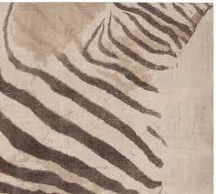 Pottery Barn Rugs On Ebay Zebra Printed Rug Pottery Barn