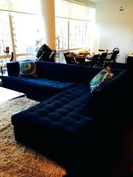 Tufted Sectional Sofas Navy Sectional Sofa Or Navy Sectional Sofa Velvet 24 Navy