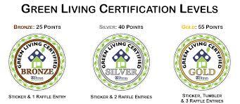 greenliving green living certification penn green campus partnership