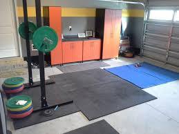 elatar com garage ide exterior garage gym design home decor gallery