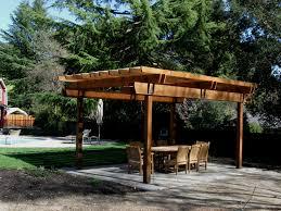 Patio Gazebo Plans by Exterior Design Cool Pergola Plans For Garden Decoration Ideas