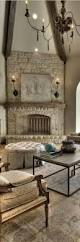 French Country Fireplace - spanish style fireplaces stone trumeau in a french country