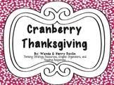 cranberry thanksgiving teaching resources teachers pay teachers