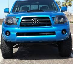 2008 toyota tacoma fog light kit fog light retrofit done tacoma world