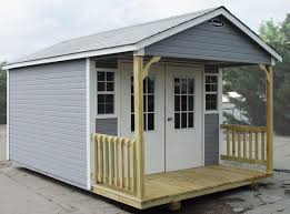 painted or stained wood storage sheds leonard buildings u0026 truck
