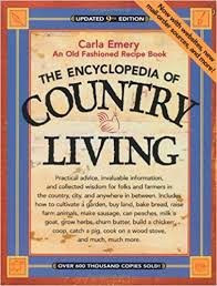 fashioned photo albums the encyclopedia of country living an fashioned recipe book