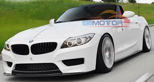 bmw e89 3d style carbon fiber front lip spoiler for bmw e89 z4 m tech