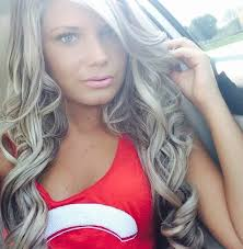 silver hair with blonde lowlights silver hair with low lights hair n beauty pinterest silver