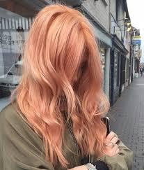 25 peach hair ideas peach hair colors pastel