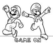 coloring pages mario party 8 coloring pages mario party 9