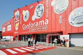 si e social conforama conforama ouvre premier magasin à turin