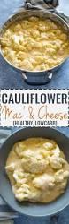 best 25 cauliflower mac and cheese ideas on pinterest macaroni