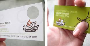 Clever Business Cards 100 Remarkably Creative Business Cards Bluefaqs