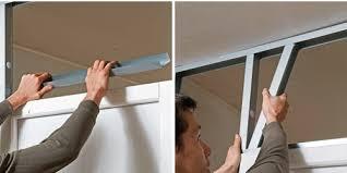 comment poser une porte de chambre poser un vitrage sur une porte int rieure bricolage