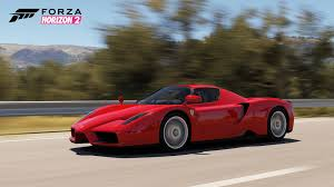 golden ferrari enzo forza horizon 2 u2013 16 more cars revealed pushstartplay