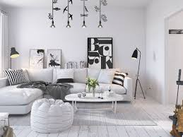 fascinating scandinavian living room designs combined with wooden