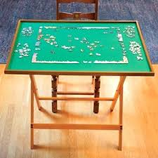 jigsaw puzzle tables portable puzzle tables portable here is the puzzle board i was telling you