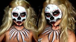 witch doctor halloween makeup face paint youtube
