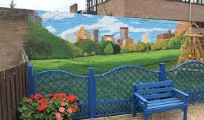 28 garden wall murals garden murals related keywords amp garden wall murals murals custom artwerk