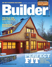 free builder magazine the green head