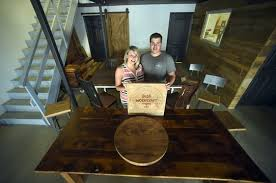 furniture kitchener kitchener firm turns old barns into handsome furniture therecord com