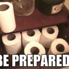 Be Prepared Meme - be prepared by justinftw meme center