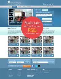 website templates free download psd real estate website template psd for free download cssauthor com