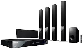 pioneer 5 1 surround sound home theater system pioneer 5 1 blu ray 3d home cinema system bcs 414 amazon co uk