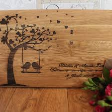 wedding cutting board best engraved wedding gifts for couples products on wanelo