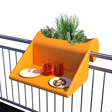 balcony handrail table and planter box stuff you should have