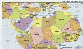 Central Africa Map Quiz by 100 North Africa And Southwest Asia Map 40 Maps That