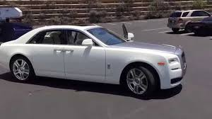 rolls royce white shooting a white rolls royce ghost youtube