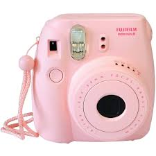 Bright Pink Bathroom Accessories by Fujifilm Pink 16273415 Instax Mini 8 Camera Walmart Com
