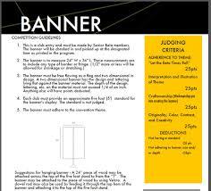 Flag Measurements Convention Whhs Beta Club