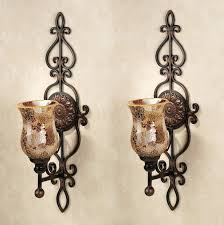 home interiors sconces interior decoration candle wall sconce for home decorating